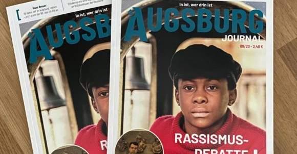 Augsburg Jorunal Ausgabe September 2020