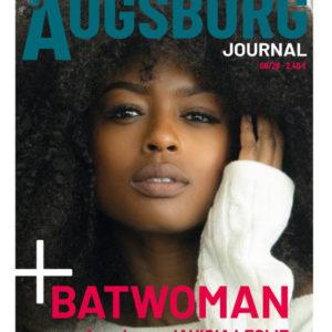 Cover Augsburg Journal Ausgabe August 2020
