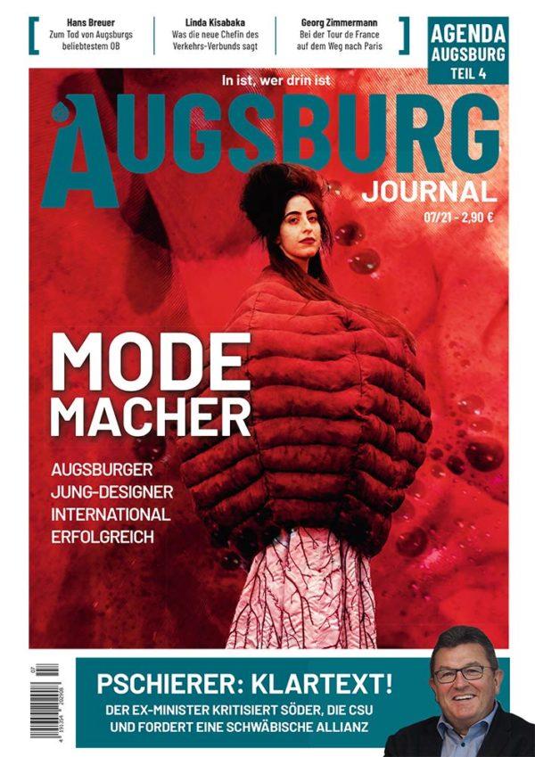 Augsburg Journal - Juli 2021 - Augsburg Journal