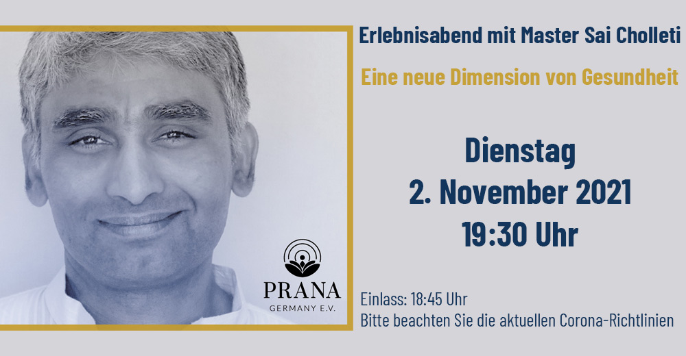 "Veranstaltung ""Prana"""